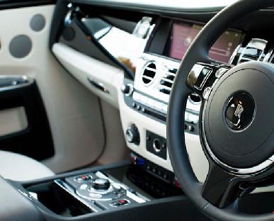 Rolls Royce Ghost Hire